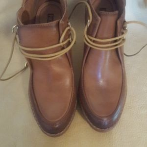 PIKOLINOS Shoes - Pikolinos leather boots shoes size 37